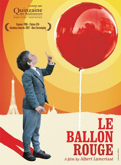Le Ballon Rouge, 1956