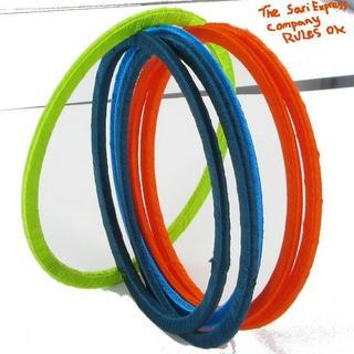 Kerala Slims Bracelets, Wholesale Bracelets, Handmade Silk Bracelets. Fantastic wholasale prices