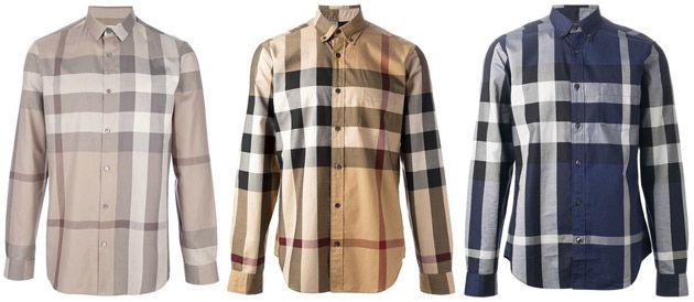 Burberry Trenchcoat, Jacke, Hemd, Schuhe, Gürtel & Schal für Herren