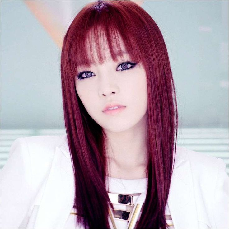 Best Hair Colors for Asians