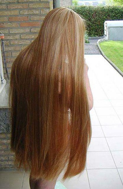 long light brown hair | Long Hair | Pinterest