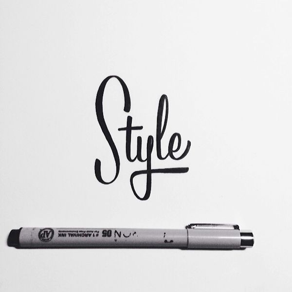 534 Best Images About Typography Lettering On Pinterest
