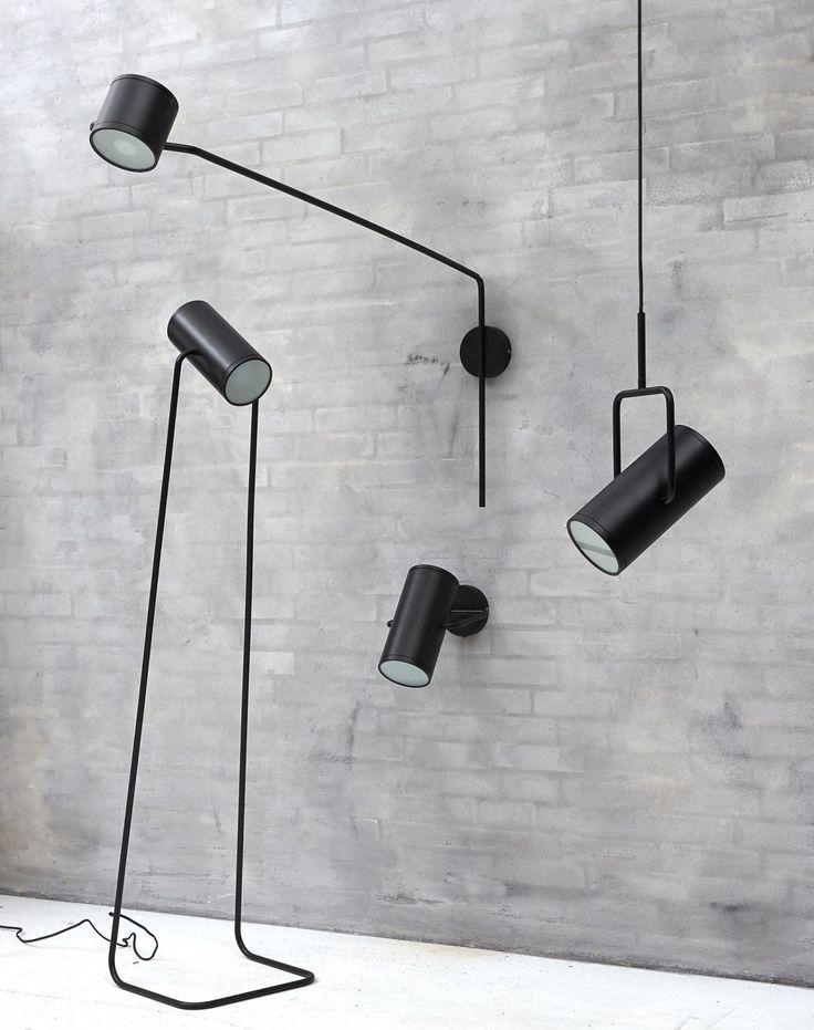 Mikkel Bahr | Friis & Moltke | FM Spot Lamps