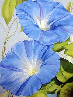 Коллекция картинок: Цветочные акварели Jean Marie Boyko