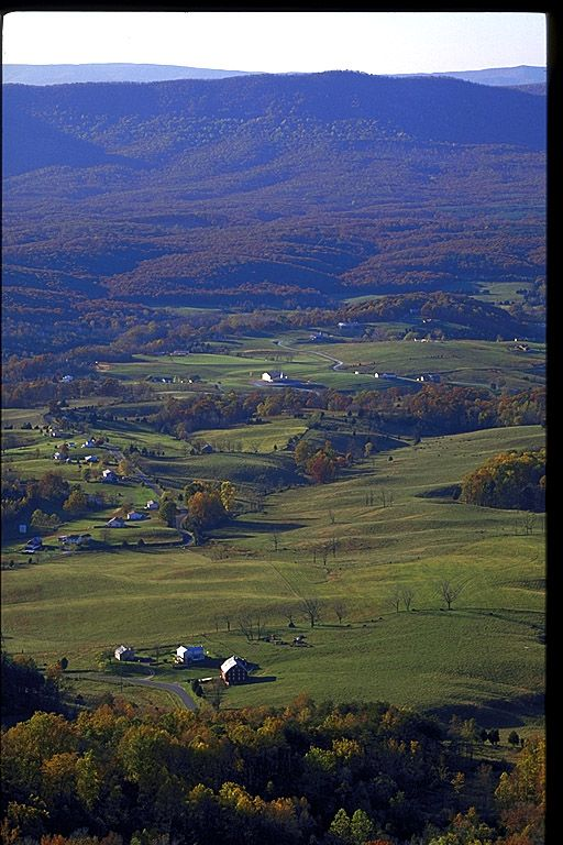 West Virginia covers about 24,000 square miles and has a population of about 1.8 million. ~♥~
