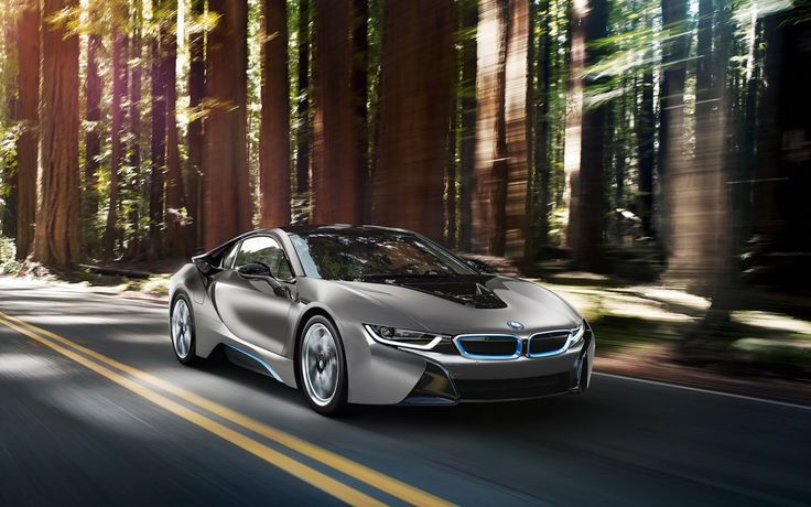 BMW Makes a One-Off i8 Concours d'Elegance Edition for US
