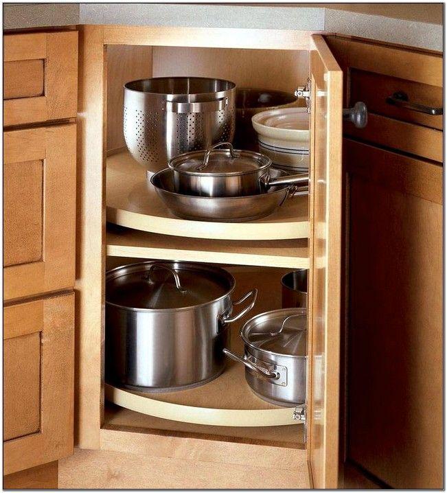 Best Upper Corner Kitchen Cabinet Storage Solutions Corner 400 x 300