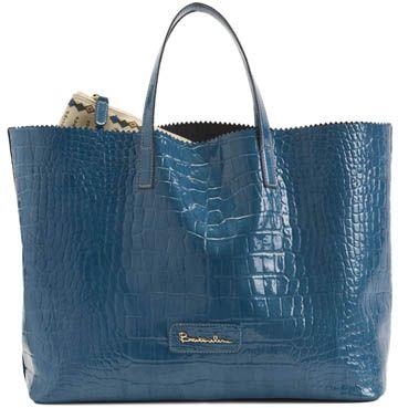 "Shopping Bag firmata Braccialini, per il progetto ""A Smile for Africa"" - #bag #bags #braccialini #shoppingbag #borse #africa #charity"