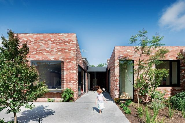 Clare Cousins Architects extends a Victorian villa, blending the best of old and new.