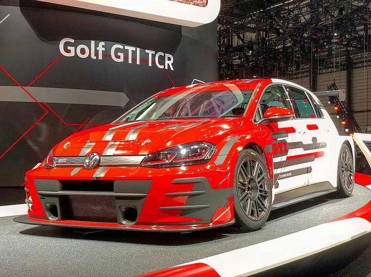 Golf GTI TCR  350hp #volkswagen #golf #gti #tcr #vwgolf #golfgti #gtitcr #gtilove #vw #mk7 #vwgolfgti #carporn #racecar #geneva #vwlove #carphotography #tcrinternationalseries #gticlubsport #carsofinstagram #like4like #vwlife #cars #becauseracecar #gtimk7 #mk7gti #wolfsburg #vwmotorsport