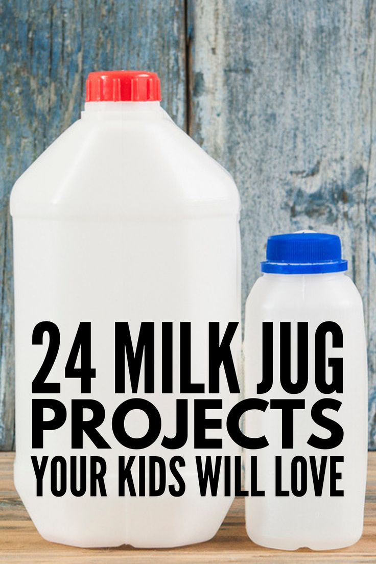 24 upcycled projects we love milk jug crafts for kids