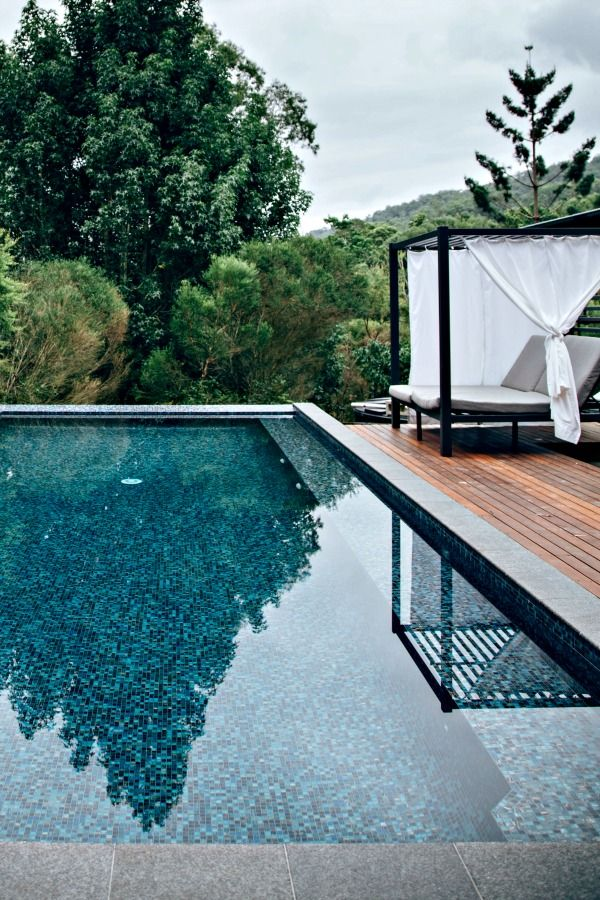 Day Spa X Japanese Hot Spring Vibes On This Fully Tiled Pool