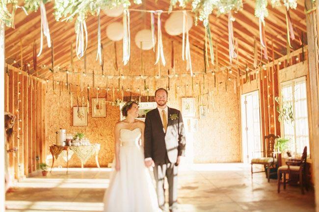 [Get inspired] habiller son plafond de rubans – A friendly-budget ceiling decoration