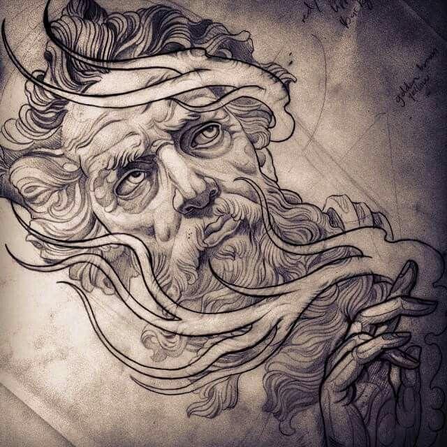 M s de 25 ideas incre bles sobre tatuaje griego en - Frases en griego clasico ...