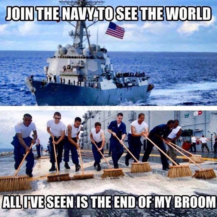 20 Extremely Funny Navy Memes That Are Just Plain Genius Navy