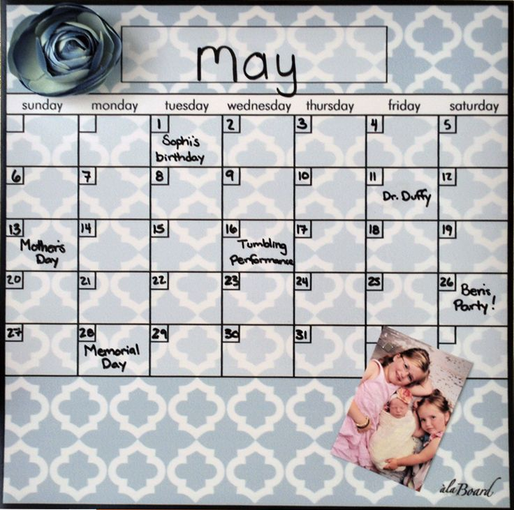 Weekly Calendar Magnet : Best images about magnetic calendars and chore charts on