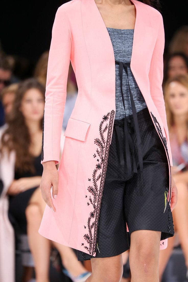 Christian Dior Spring 2015 Ready-to-Wear - Collection - Gallery - Look 1 - Style.com