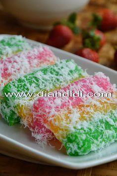 Diah Didi's Kitchen: Lapis Singkong