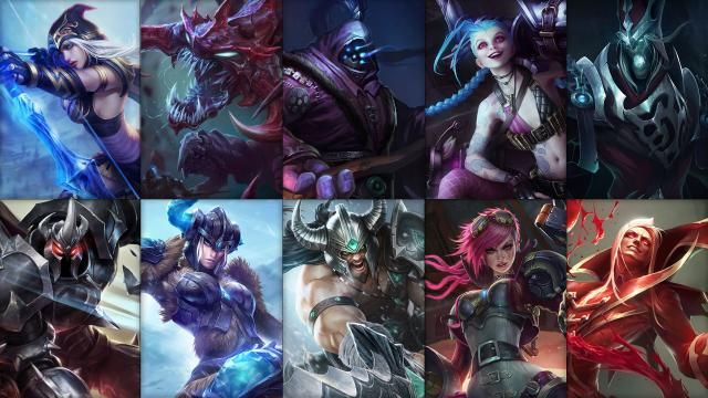League of Legends Free week Rotation 06/23/2015  ‪#‎LeagueOfLegends‬ ‪#‎games‬