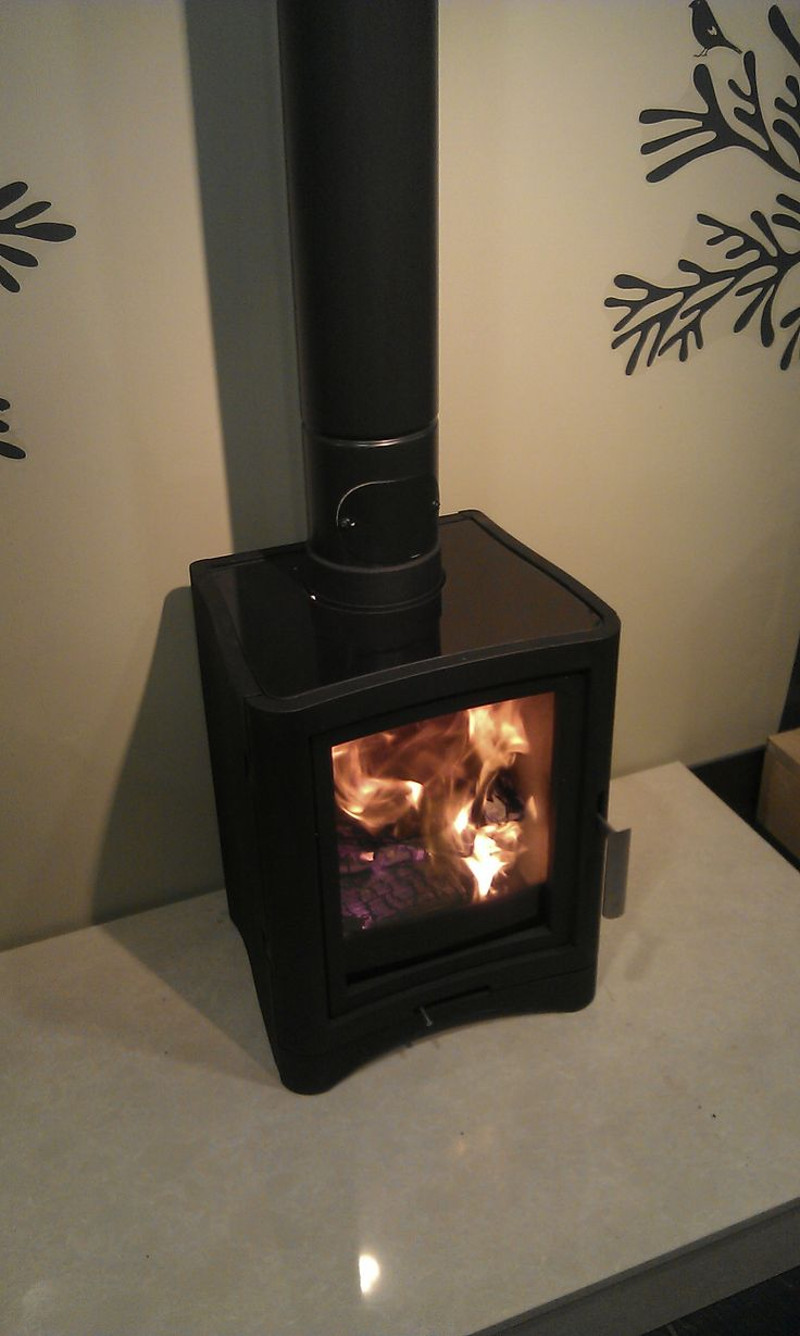 Broseley Evolution 5 Multi Fuel Stove - Live in our Holmes Chapel Shop!