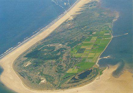 Schiermonnikoog The Netherlands