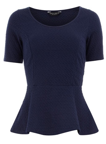 i need a peplum top...this is cute and a great price, $29.99 from @dorothyperkins...FREE shipping until Monday and an extra 15% off sale items!!!