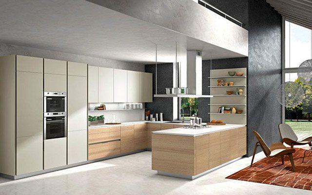 Distribuci n de cocinas con pen nsula casita - Distribucion de cocinas ...