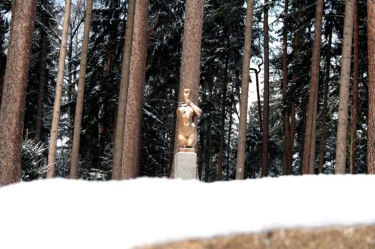 #landcape #architecture #garden #sculpture #forest