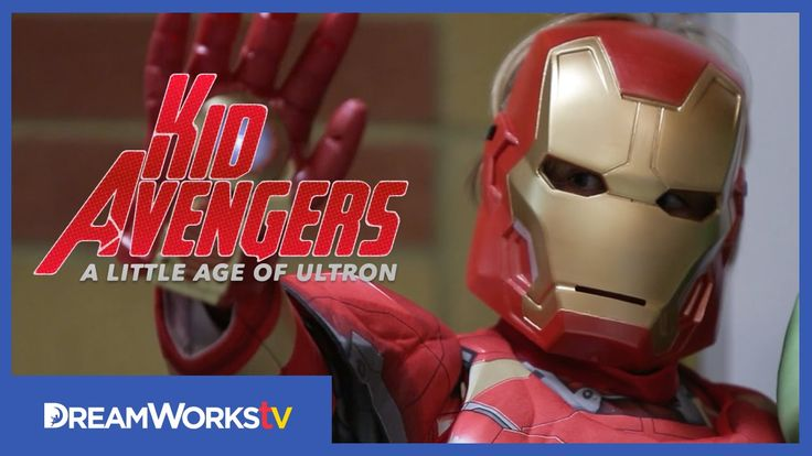 Avengers: Age of Ultron… But With Kids! #avengers #ageofultron #kids #parody #funny #marvel #theavengers #geek #trailer #film #movies