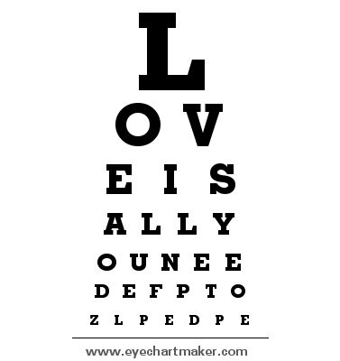 26 best eye chart images on pinterest eye chart chart maker and