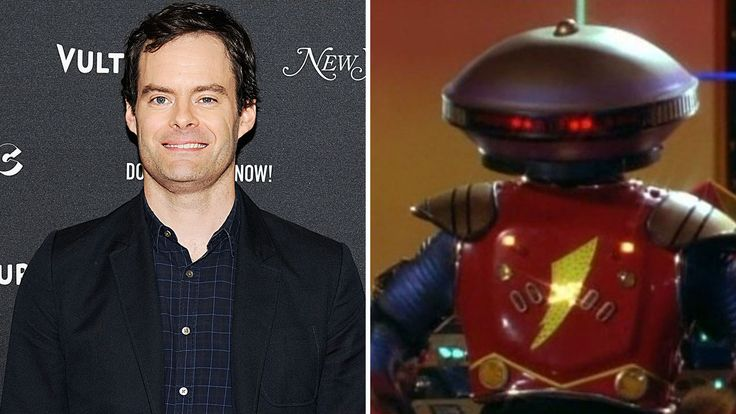 'Power Rangers' Reboot Casts Bill Hader as Beloved Character  The 'Power Rangers' reboot has cast him in the role of robot Alpha 5.  read more