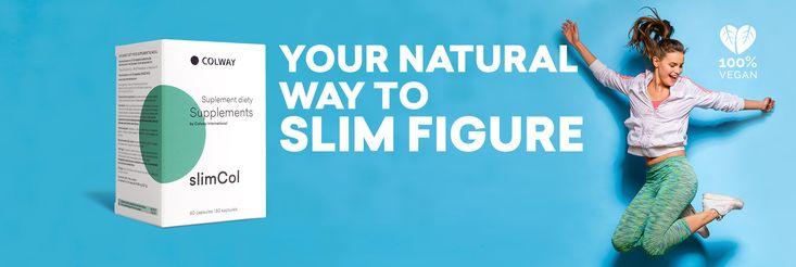 Suplement SlimCol    COLWAY #collagen #natural #cosmetics #kolagen #bio #bioavailability #colway #international #body #maska #balsam #elixirofyouth #colwayinternational #supplements #bioprzyswajalne #suplementy #witaminac #vitamins #witaminy #slim #bezglutenowe #odchudzanie #slimCol #health