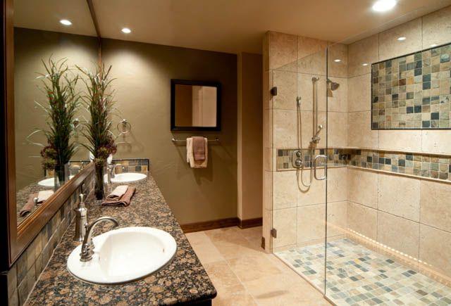 2perfection Decor Basement Coastal Bathroom Reveal: Best 10+ Laminate Flooring For Bathrooms Ideas On