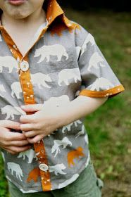 Free Sewing Patterns for Boys: 9 Free patterns for boys!