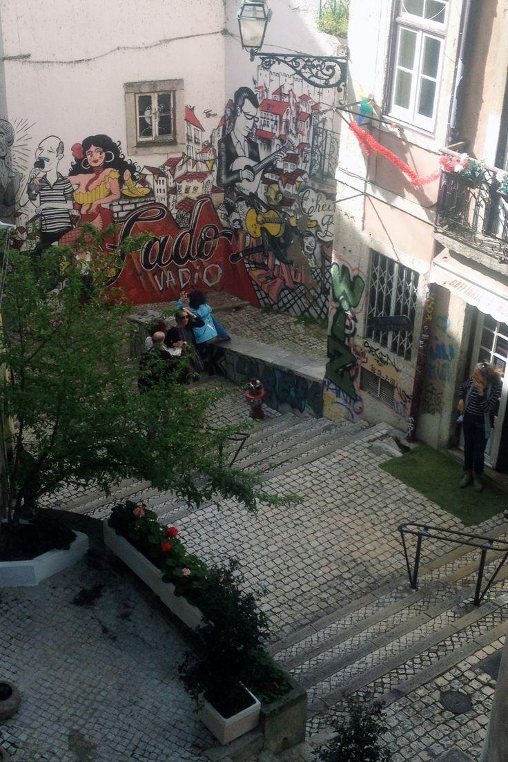 Street Art Mouraria
