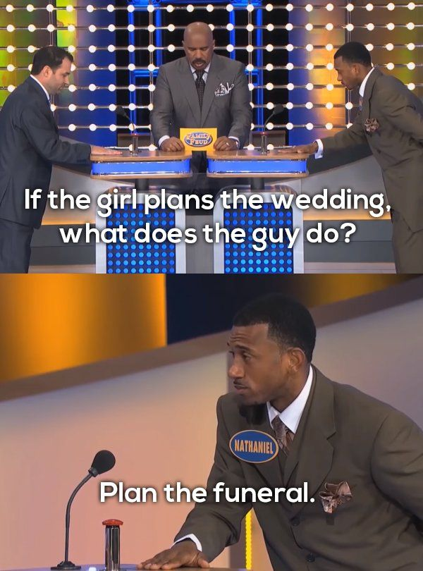 16 Funny Family Feud Moments