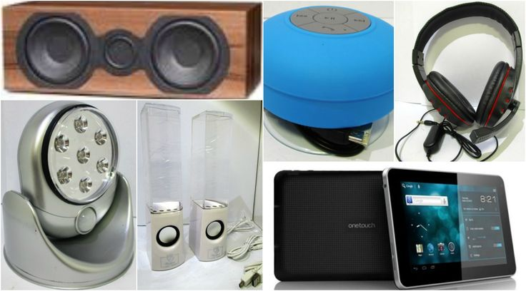 Shower karaoke is better with music!  Grab a waterproof shower speaker and other small electricals here: https://www.lloydsonline.com.au/AuctionLots.aspx?smode=0&aid=6374&pgn=1&pgs=100&gv=True&utm_content=bufferb6c3e&utm_medium=social&utm_source=pinterest.com&utm_campaign=buffer
