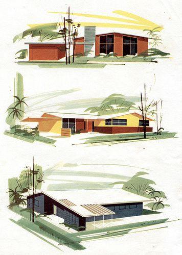mcm home renderings / via ElectroSpark