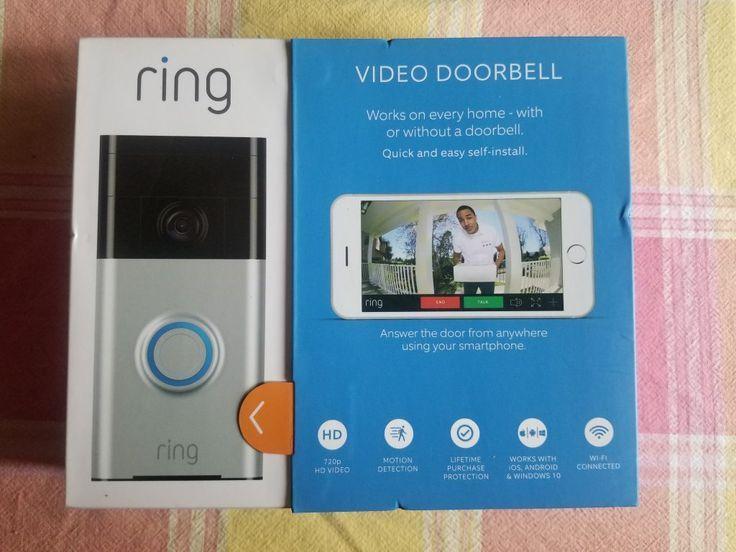 28+ Video Doorbell