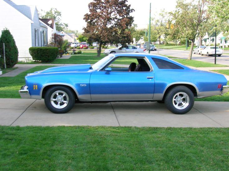 1973 Chevrolet Malibu (Drive)
