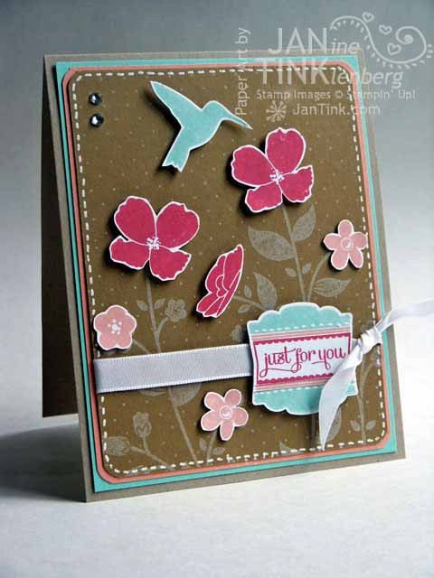 Greeting Card Happy Occasion or Just for You Handmade by JanTink, $5.95