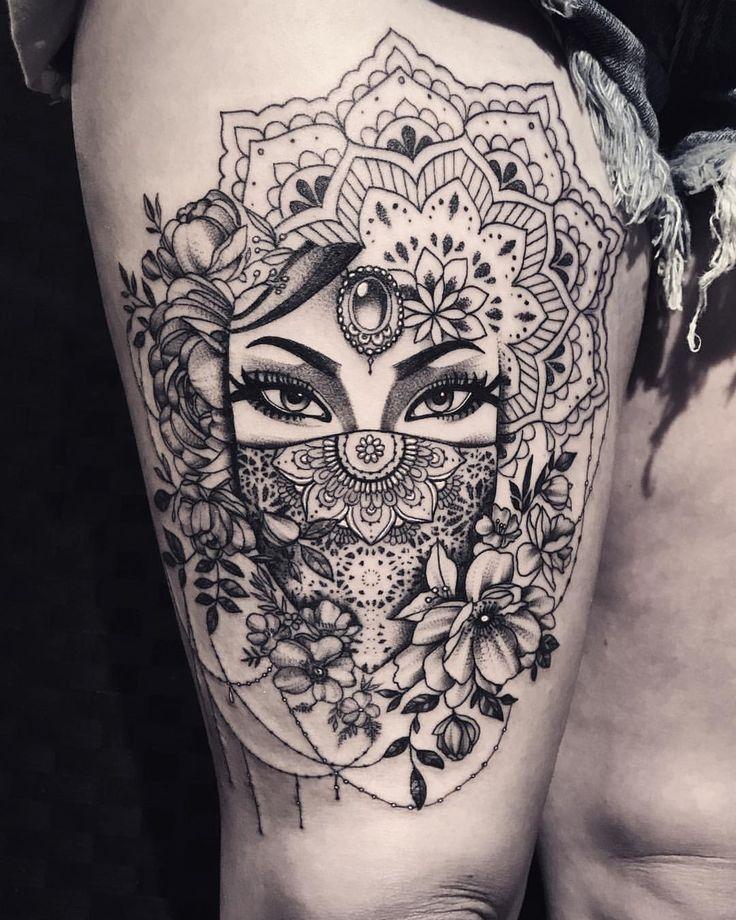 644 Likes, 18 Feedback – MiL Et Une ~ Artwork & Tattoo (@mi_li3_art) on Instagram: …