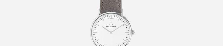 Hochwertige Armbanduhren für Sie und Ihn mit dem Anker-Logo