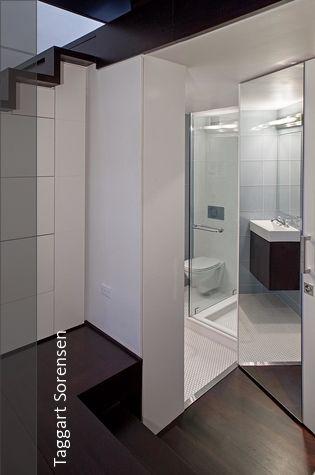 Die Geräumigsten 40 Quadratmeter Der Welt: Perfektes Micro Loft In New York  City