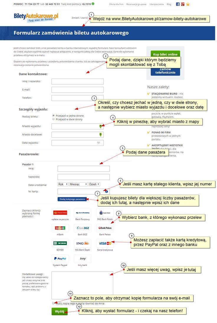 Zostaw numer, oddzwonimy - nowy sposób rezerwacji na www.biletyautokarowe.pl. #podroze