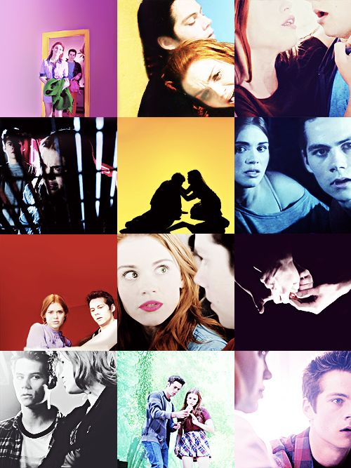 Stiles & Lydia <3