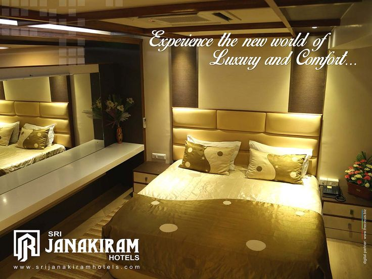 Experience the new world of Luxury and Comfort. Exceptional stay for an unforgettable experience.  Reserve Now : www.srijanakiramhotels.com/reserve-your-rooms  For Bookings : +91 4622331941.  #srijanakiram #suiterooms #duplex #deluxe #tirunelveli