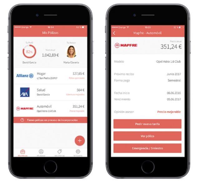 Os presentamos hoy Coverfy, una excelente solución gratuita que nos permite, desde el móvil, gestionar el seguro del coche, el da salud, el de nuestra casa