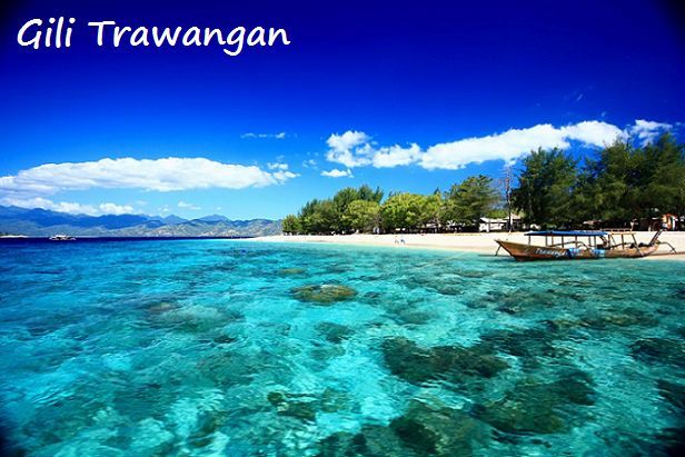 Gili Trawangan, Nusa Tenggara Barat