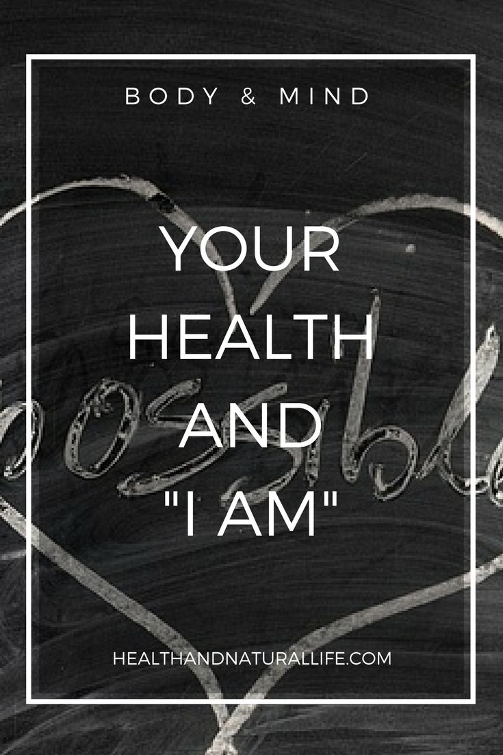 """The (negative) power of """"I am"""" in identifying with an ilness or a physical condition and how you can use different words to make it transient, instead of glued to your identity. Awareness shift inside!"""